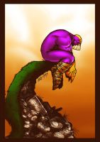 the MAXX -in colour- by theCHAMBA