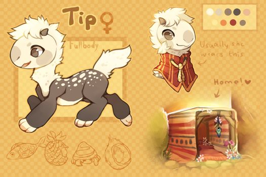 Tip (UP FOR SALE!) by dexikon
