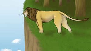 To Narnia on the Lion's Breath by leafclan99