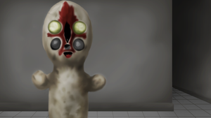 SCP-173 [Background] by TVZRandomness