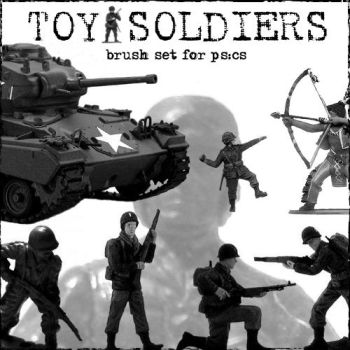 Toy Soldiers by XenomorphAkA