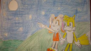 Tailream- Counting Stars by mariosonicfan16