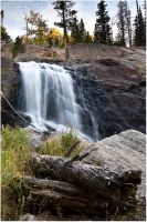 Alberta Falls by tourofnature