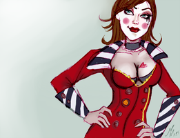 Mad Moxxi by MatyChan
