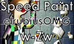 Youtube Now elrubiuh speed paint by zoombiewolf