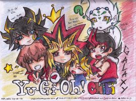 Yugioh Chibi Galaxy Banner by YuGiOh4Ever