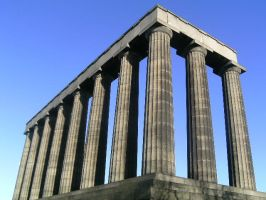 Parthenon Calton Hill 2 by motor-stock