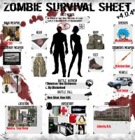 Zombie Poster Pass On Thingy by Huckle-Berry
