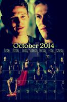TVD October - 2014 by angiezinha
