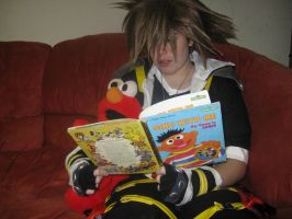 And how old is Sora? by CosplayFan1