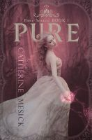 Book Cover I - Pure by MirellaSantana