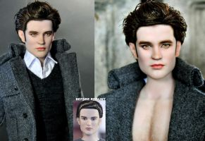 New Moon Edward Cullen doll by noeling