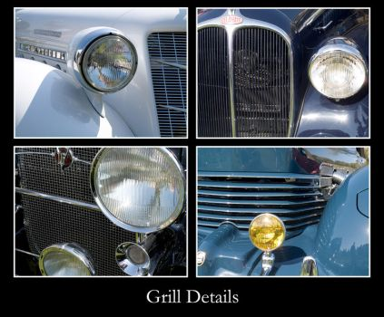 Grill Details by themasterpantz