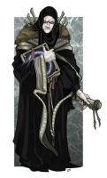 Wizard from Dark City Games by Kminor