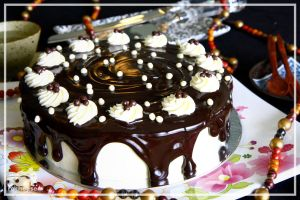 Trial Chocolate Cake 1! by racheese