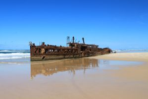 Shipwreck by CozyPictures