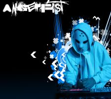 Angerfist by Zpeciosus
