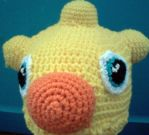 Chocobo Hat DONE by ambiguousginger