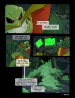 New Mettle Comic Pg 01 by dawnbest