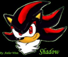 Shadow The Hedgehog by Shadows-and-Sunshine