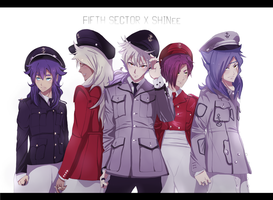 Fifth Sector x SHINee- everybody by Laulaubi
