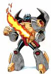 Transformers Animated Grimlock by EspenG