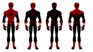 Spidey Redesigns by SplendorEnt