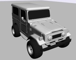 LandCruiser FJ 40 by todd587