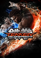 Tekken Tag Tournament 2 Poster (Eddy and Bruce) by YoungSharkswish
