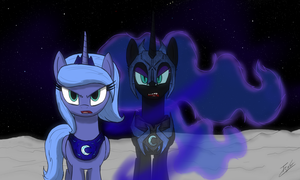 Luna's Soliloquy by ToMaz777