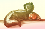 A Skunk By Any Other Name :Contest Entry: by Missvirginia