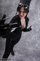 Catwoman Version 2.0 by EccentricCasey