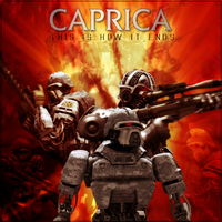 Caprica - Apotheosis by PZNS