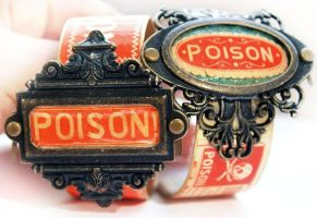 Poison cuffs by asunder
