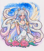 Sailor  Cosmos by Verbeley