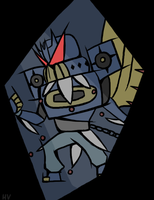 TFA - Circus Soundwave by Rosey-Raven
