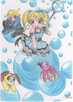 BuBBles aNd bOOMeR aND bUbbLes by sweetxdeidara
