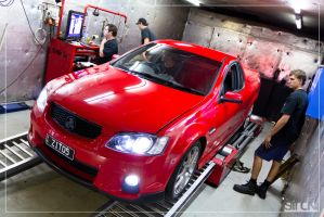 ZITO ute on dyno by small-sk8er