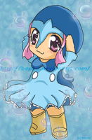 Piplup by Bepbo