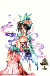 Nayume : lotus shadow by Lovepeace-S