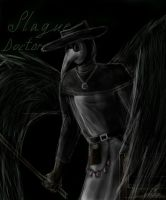Plague Doctor by NiGHTSgirl666