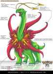 Pokedex 154 - Meganium FR by Pokemon-FR
