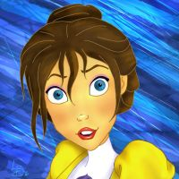 Jane Porter by Lydia-Burns