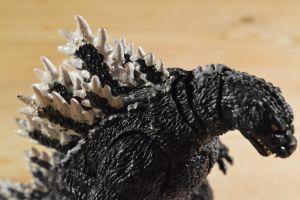 Custom - S.H Monsterarts Godzilla 2.0 (Repaint) 6 by GIGAN05