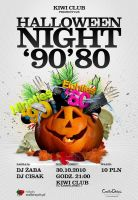 Halloween Night by CreativeDesignsPL