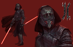 Darth Caecus by MattDeMino