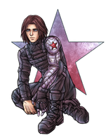Winter Soldier by Asenath23