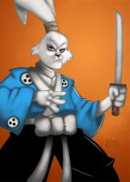 Usagi_Yojimbo by ChenUp