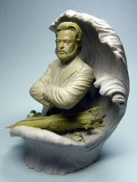 Captain Nemo sculpt 5 by Ergart