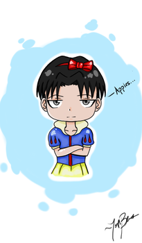 Once Upon A Levi... by toothblade007